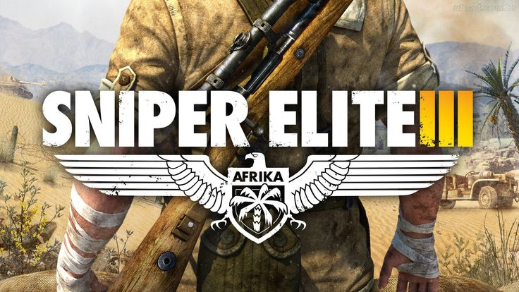 Sniper Elite III - 1. Assedio di Tobruk - Gameplay ITA in HD