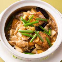 トップシェフのヘルシーレシピ - vol.18 なすと豆腐の土鍋煮込み