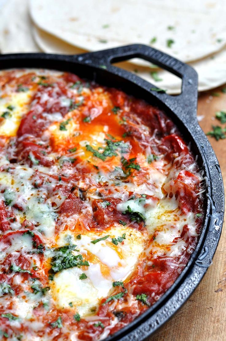 Huevos Rancheros with Gran Luchito Smoked Chilli Paste