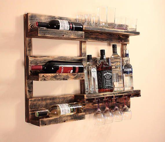 M s de 25 ideas incre bles sobre botelleros de madera en pinterest estante para botellas de - Botelleros de madera para vino ...