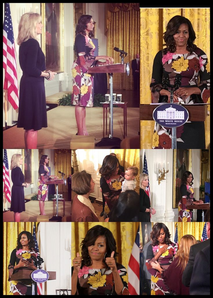 #FirstLady Of The United States #MichelleObama & Dr. #JillBiden #JoiningForces #VeteransHomelessConference #Celebration At The #WhiteHouse #November14th #2016