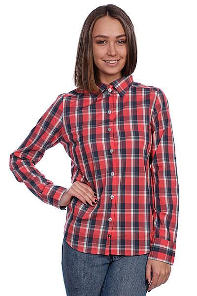 Купить женскую рубашка в клетку