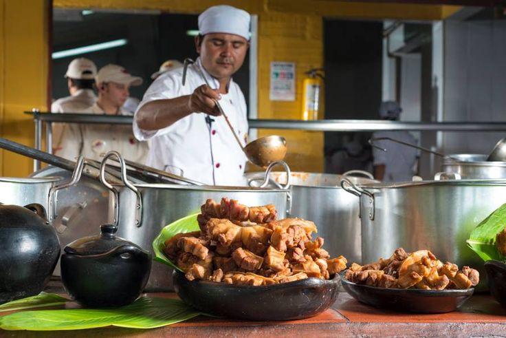 El sabor tradicional del #chicharrón #antioqueño es algo que sabemos brindar en #Elrancherito  http://www.elrancherito.com.co/