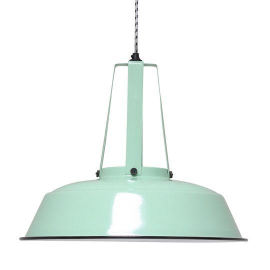 lamp workshop L, mint green