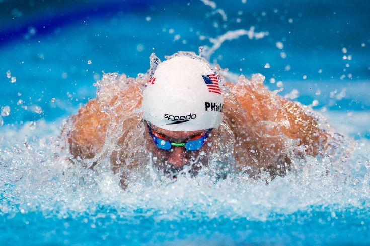 How to Become an Olympic Champion Swimmer in 3 Simple Steps