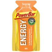Tried Powerbar Gels for the first time this past Sunday durnig my Pasadena Half Marathon - texture is good but I still cramped during my run. Really need to have some type of gatorade or sports drink with this.