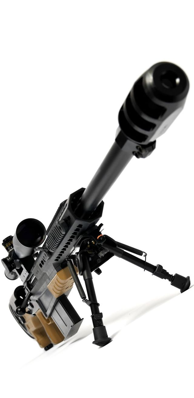 Accuracy International AX338 long range rifle.