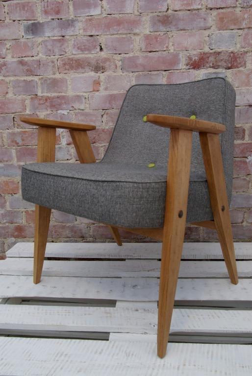 Fotel 366, proj. Józef Chierowski