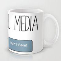 Antisocial Media - Someone bought my mug!