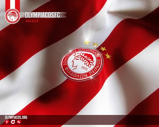 Olympiakos the best Greek football team!