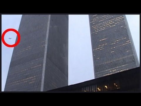 World Trade Center Twin Towers foreshadowing never before seen footage New York