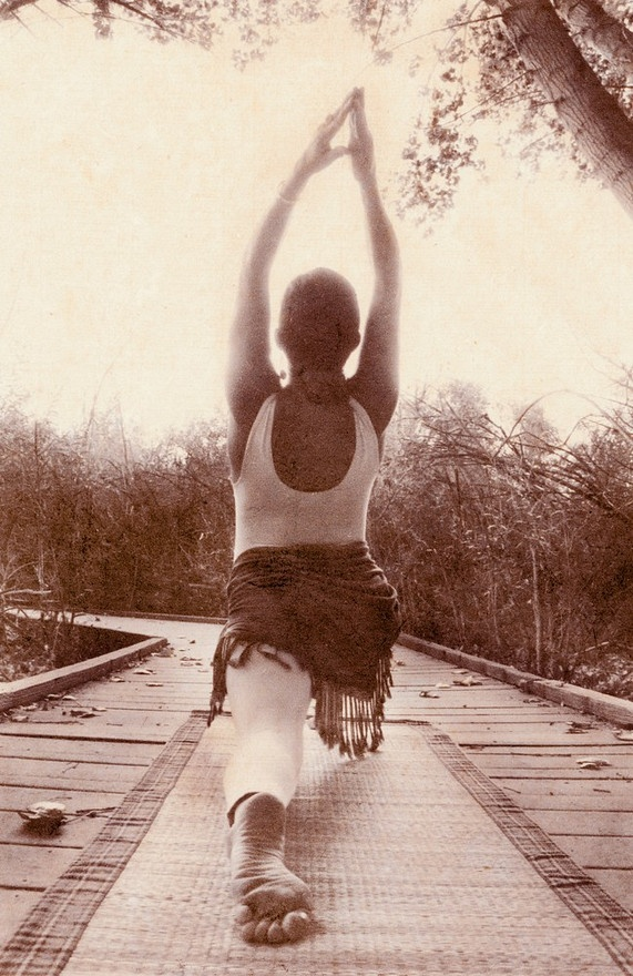 Beauty of yoga.