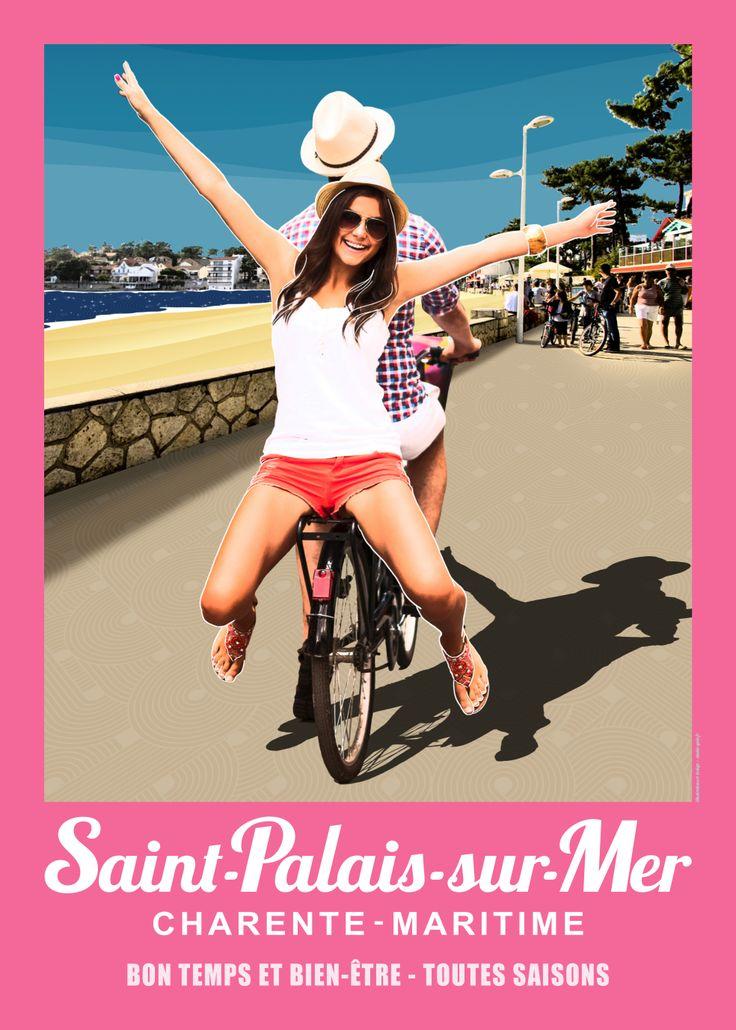 18 best images about esprit vintage saint palais sur mer - Saint palais sur mer office du tourisme ...