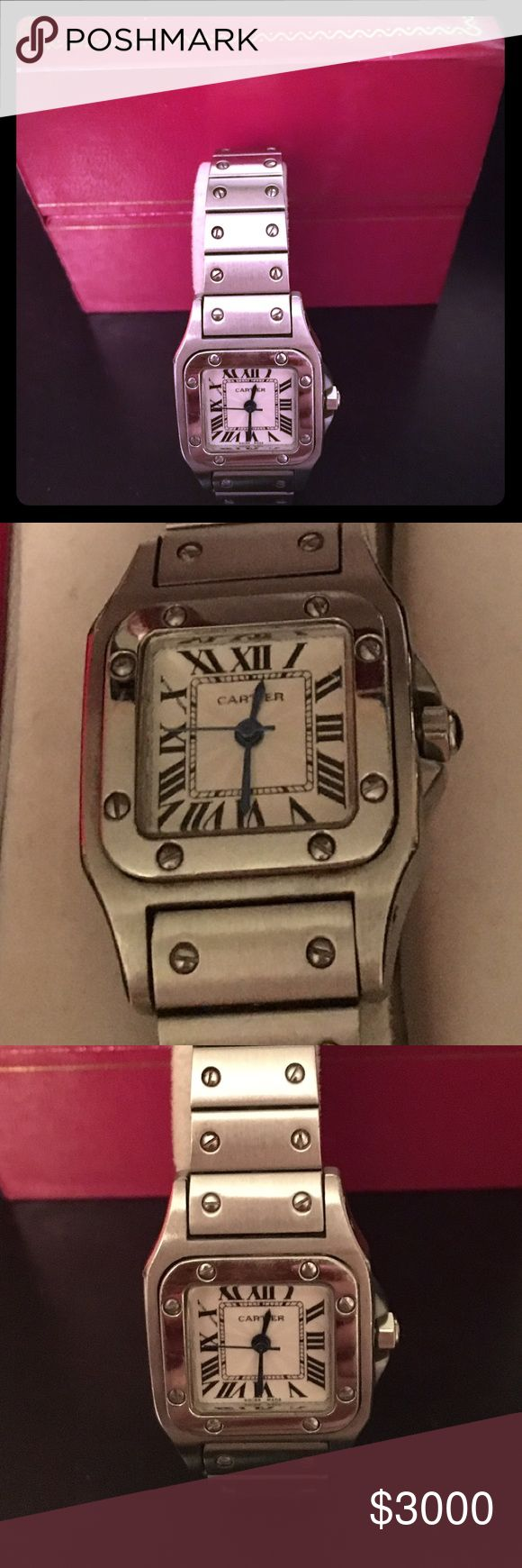 Cartier Watch Cartier watch Cartier Jewelry Bracelets
