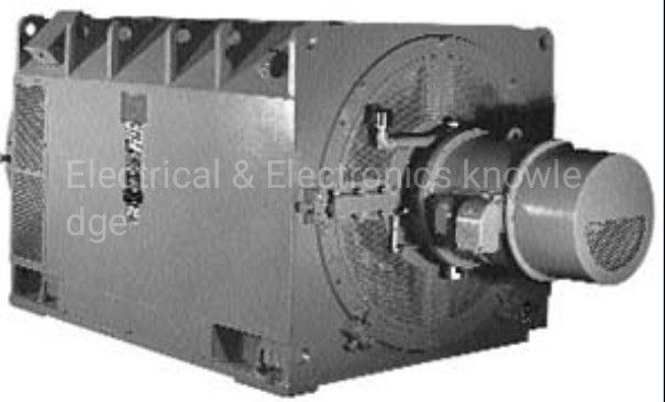 Synchronous Condenser Power Capacitor Transmission Line