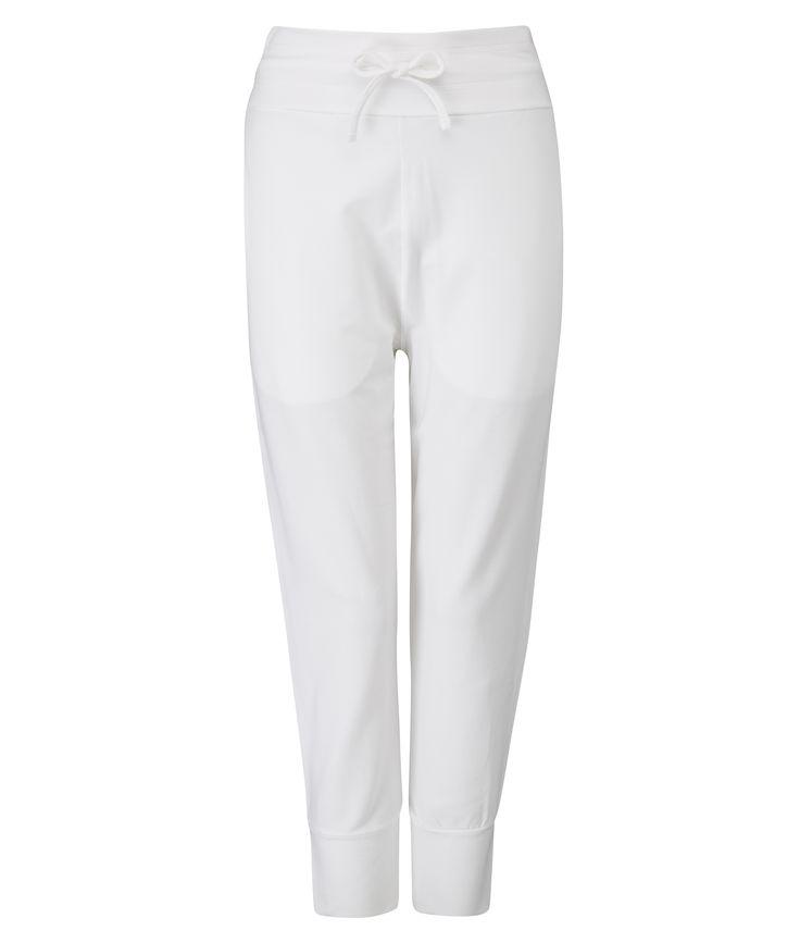 Shimmy Pants - Diamond White