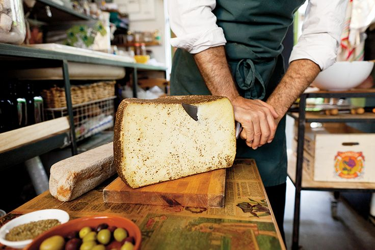 My kind of cheese slicer / La Tete Dans, NY Times