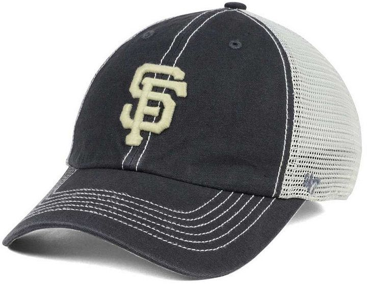 '47 San Francisco Giants Prospect Mesh Closer Cap