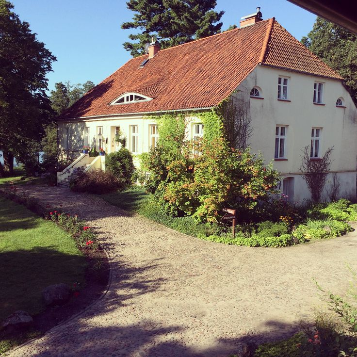 Jedrychowo Manor, Masuria, Poland