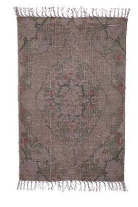 Oriental jute rug - Niittylä Home