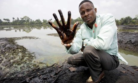 """Shell insists it's following international best practice in its operations in the West African country."" Yet the reality is that Shell has done nothing to address the UN Environment report for its operations in the African region. Shell is claiming this is all legal, even though it has failed to implement non emergency processes. Shell insists that the problems are caused by gangs and oil theft, rather than taking responsibility. This is by no means ethical."
