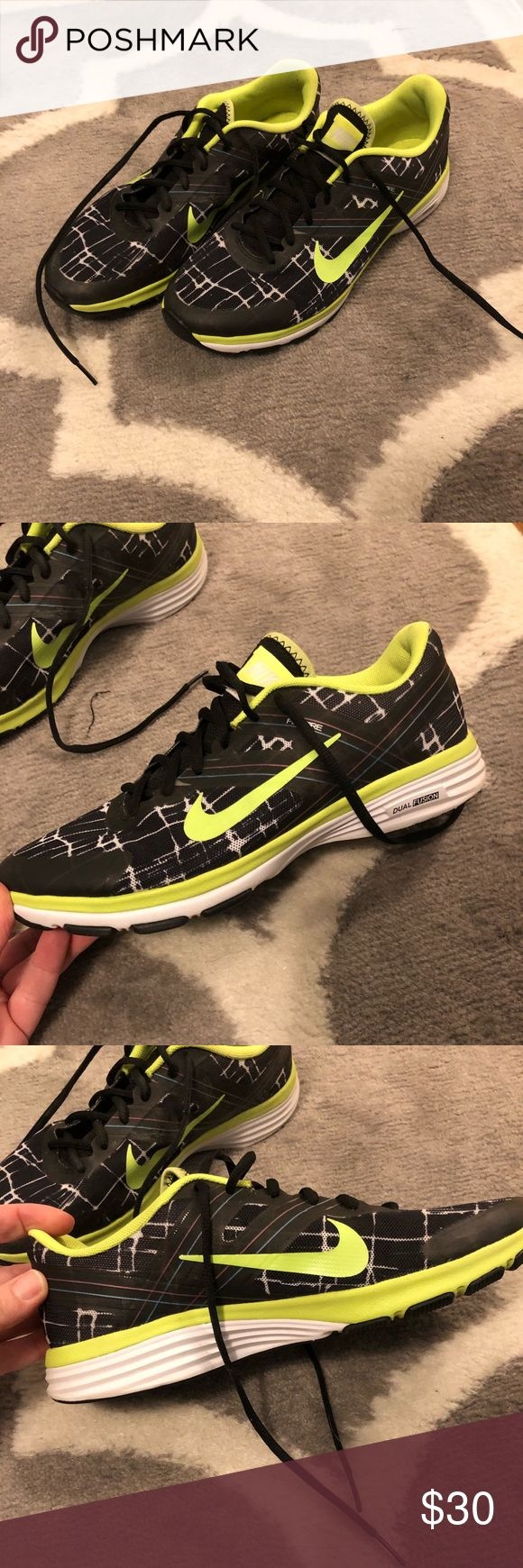NWOT Nike Dual Fusion Sneakers Size 8.5 Brand new! Bought them and never wore them. Size 8.5. Nike Shoes Sneakers
