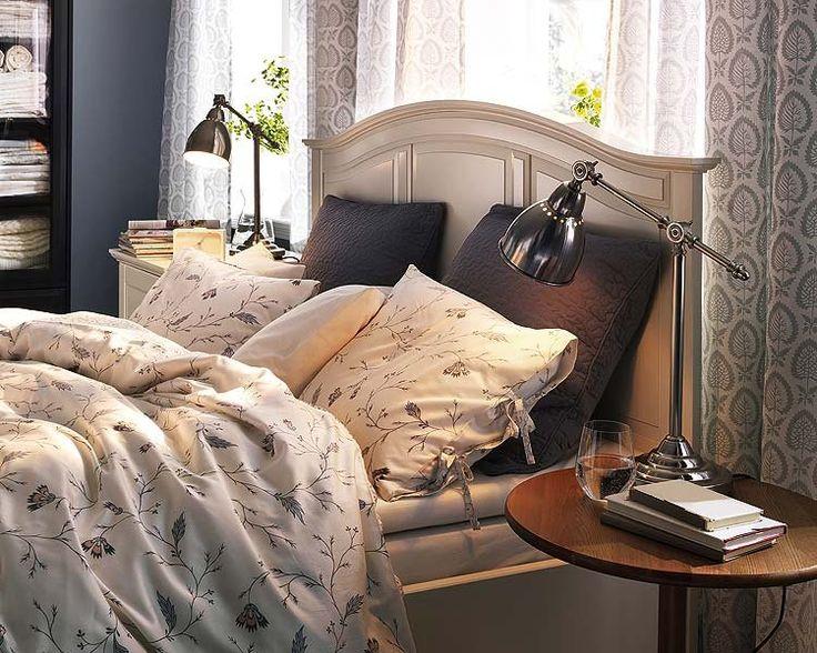 Lámparas decorativas para el dormitorio