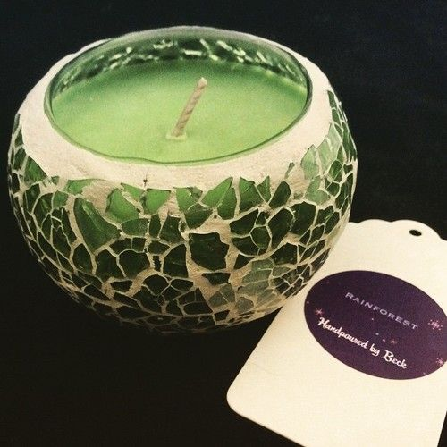 Rainforest #soy #candle #crueltyfree