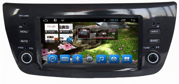 Ouchuangbo autoradio for Fiat Doblo with android 6.0 gps navigation bluetooth wifi 1080P video