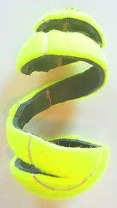 THE tennisball...