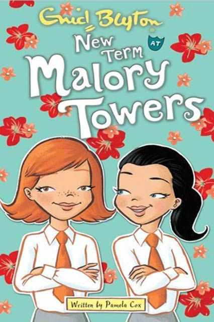 The Malory Towers Series by Enid Blyton