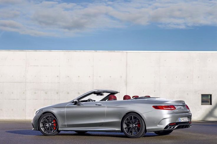 "Sondermodell Mercedes-AMG S 63 4MATIC Cabriolet ""Edition 130"""