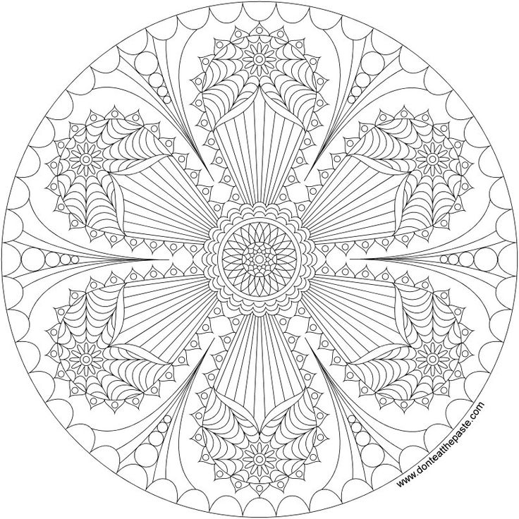 17 best images about coloring mandalas on pinterest coloring free printable coloring pages. Black Bedroom Furniture Sets. Home Design Ideas