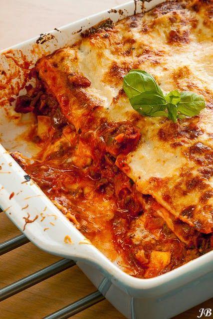 Carolines blog: Lasagne Bolognese