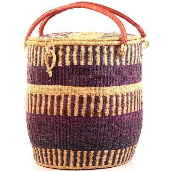 Basket Weaving Ghana : Trip down memory lane frafra gurune people the