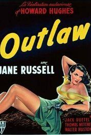 The Outlaw (1943) Poster