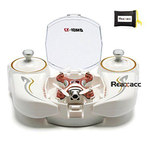 Cheerson CX-10WD Mini Wifi FPV Quadcopter Drone with HD Camera High Hold Mode 2.4G 6-axis RC Cuadricóptero Cámara RTF Mode 2 (Rojo) - http://www.midronepro.com/producto/cheerson-cx-10wd-mini-wifi-fpv-quadcopter-drone-with-hd-camera-high-hold-mode-2-4g-6-axis-rc-cuadricoptero-camara-rtf-mode-2-%ef%bc%88rojo%ef%bc%89/
