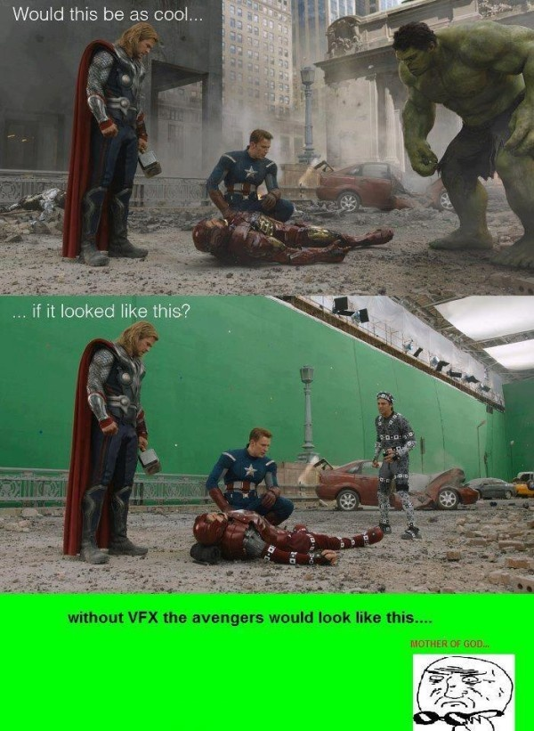 The truth behind the Avengers   Click for more Funny Pictures --> http://www.funnypicshub.com