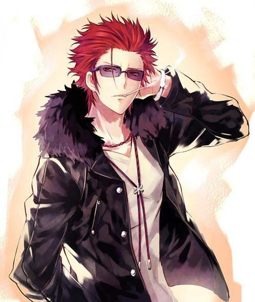 Suoh Mikoto | K Project | ♤ Anime ♤