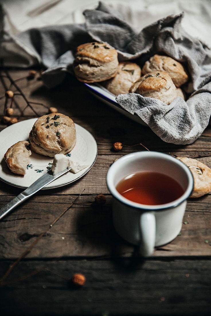 Photography & Styling: Maureen M. Scones, Dessert Cookbooks, Biscuits, Desert Recipes, Fun Drinks, Food Styling, Yummy Food, Yummy Recipes, Deserts