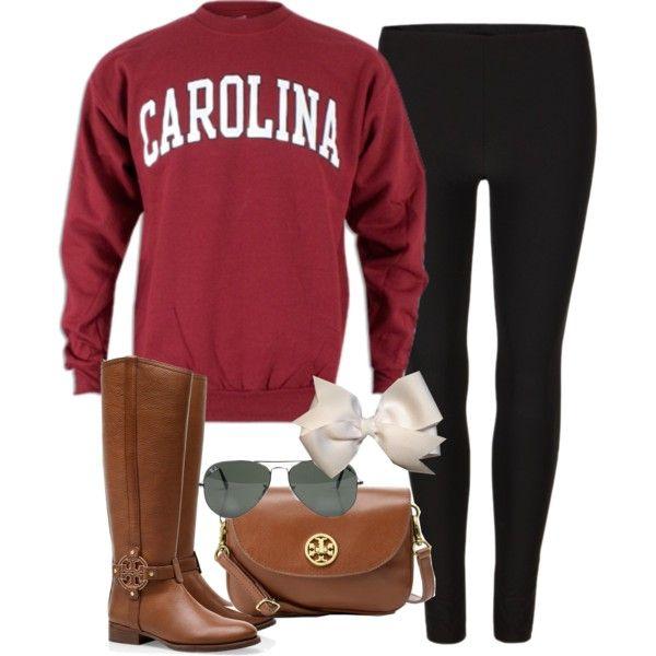 """Carolina"" by classically-preppy on Polyvore"