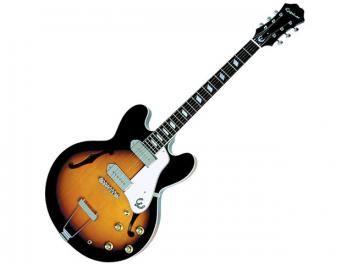 Guitarra Semi - Acústica Epiphone Casino - Sunburst