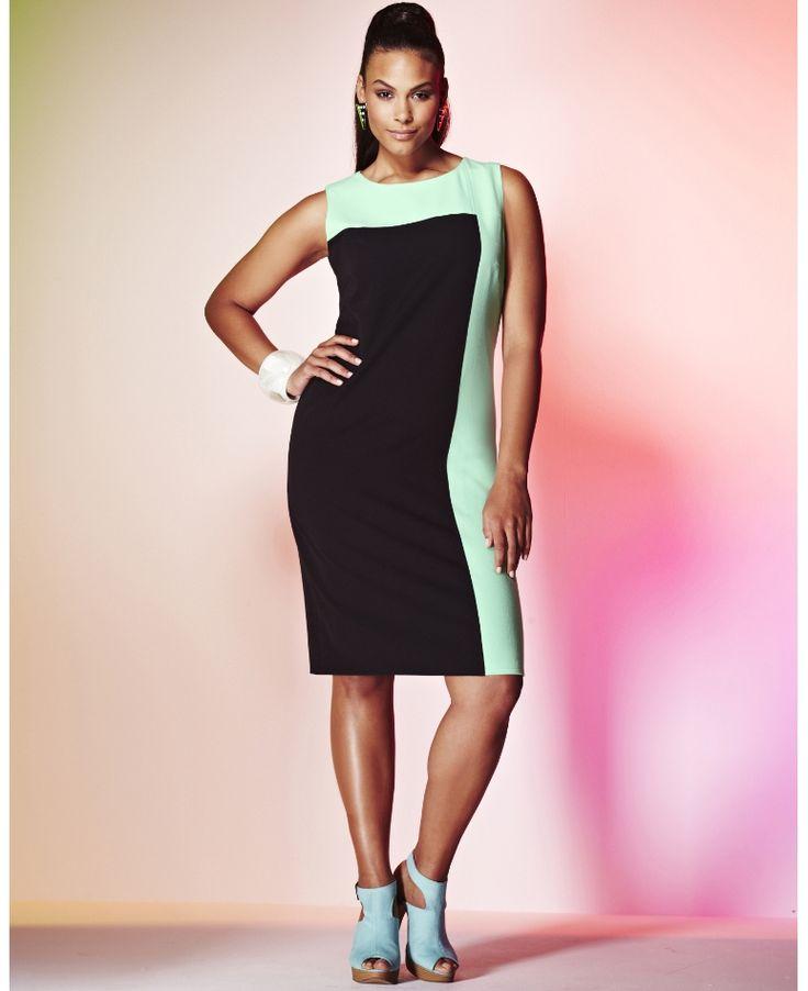 17 Best Images About Full Figure Fashion On Pinterest Plus Size Designers Plus Size Fashion
