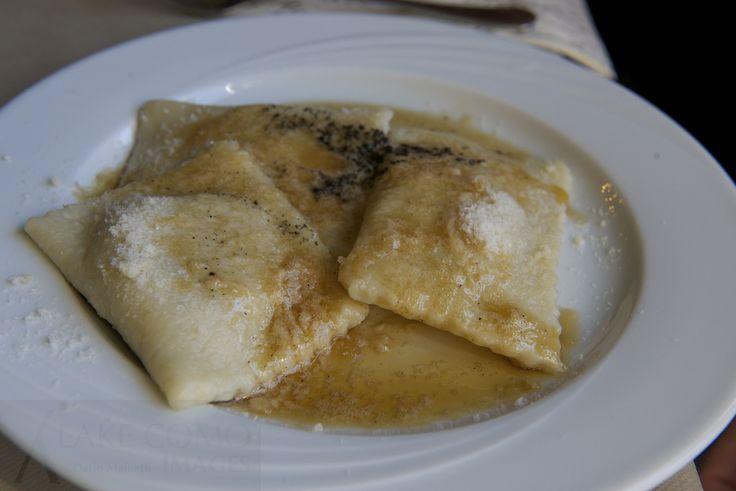 Lario food - Ravioli di patate_Patole di S Antonio Esino Lario_Patole from S. Anthony in Esino Lario