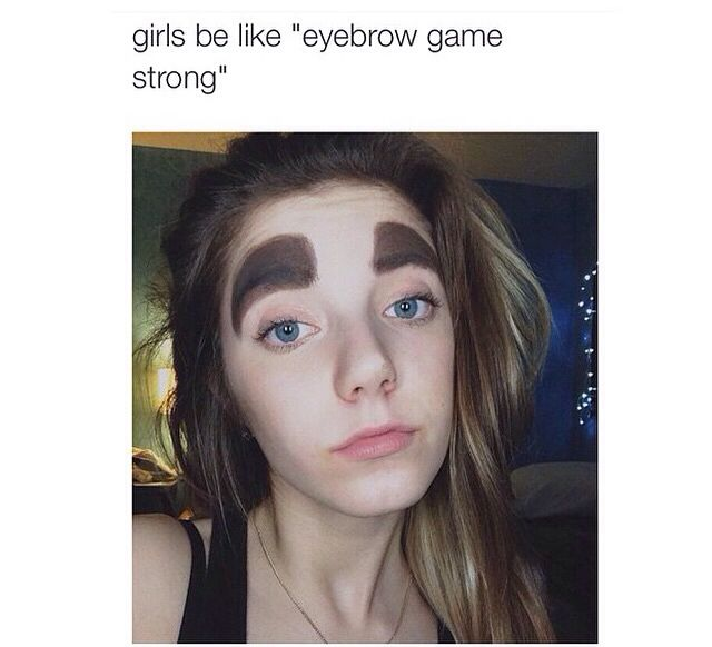 190 best Eyebrow Fail images on Pinterest