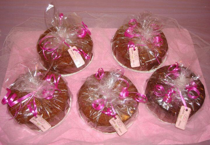 Mini carrot cakes. 500grs c/u.