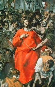 el greco painting of pentecost