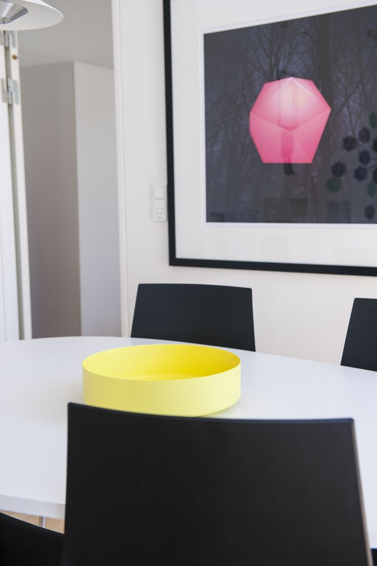 Dining room - spisestue Picture of lantern designed by Flying October for Kolding Hotel Apartments!
