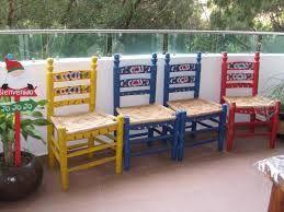 Sillas mexicanas de colores buscar con google have a for Buscar sillas