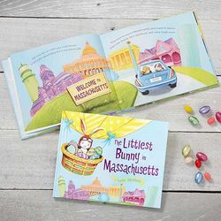 267 best easter gifts images on pinterest buy personalized storybooks with the the littlest bunny story and customize the city and state perfect easter gift negle Image collections